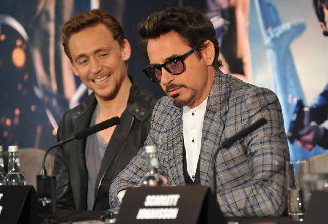 Avengers 2 Star Robert Downey Jr Shares An Image Featuring
