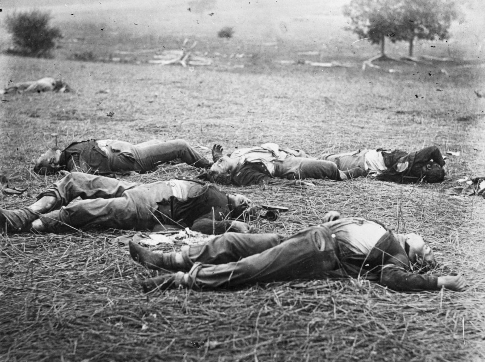 Smell of american civil war described by battle of gettysburg nurse