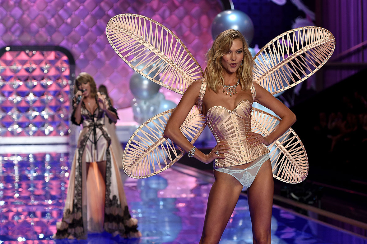 Victoria's Secret Fashion Show 2015 Taylor Swift Taylor Swift performs as