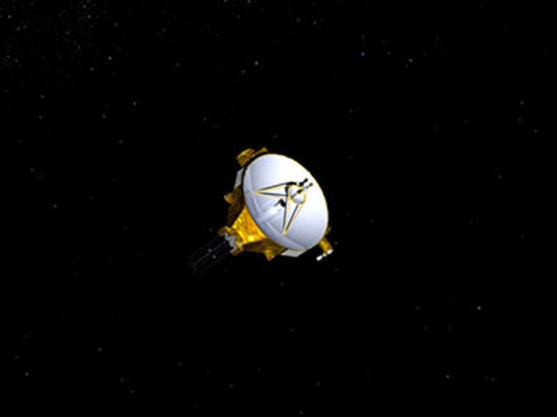 new horizons spacecraft speed - photo #24