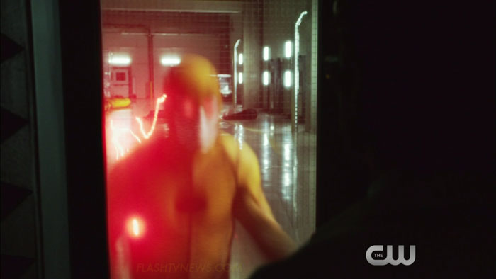 Reverse Flash no Mask The Reverse Flash in The