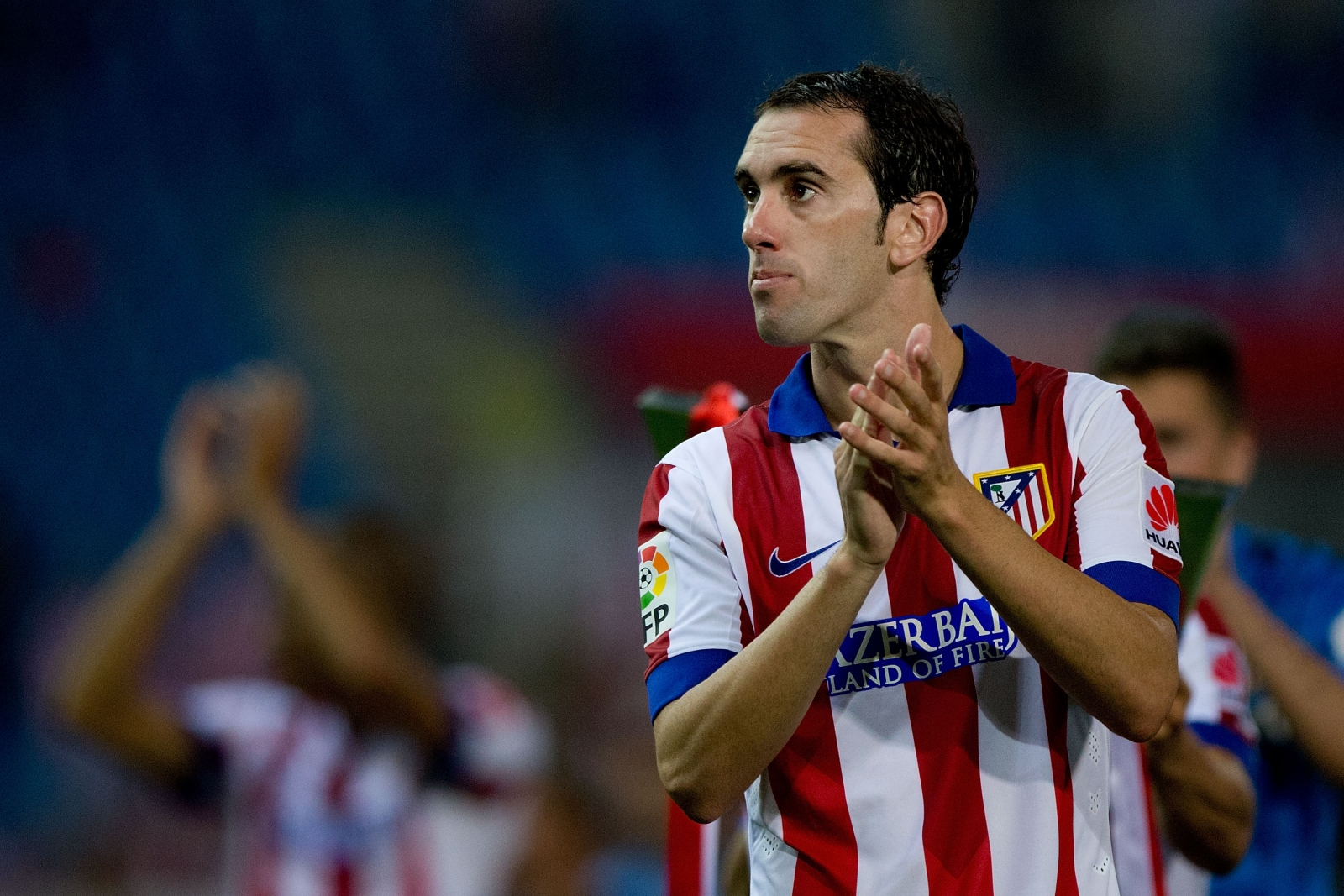 Manchester United tar Diego Godin likely to stay at Atletico