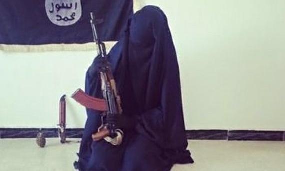 British women Isis
