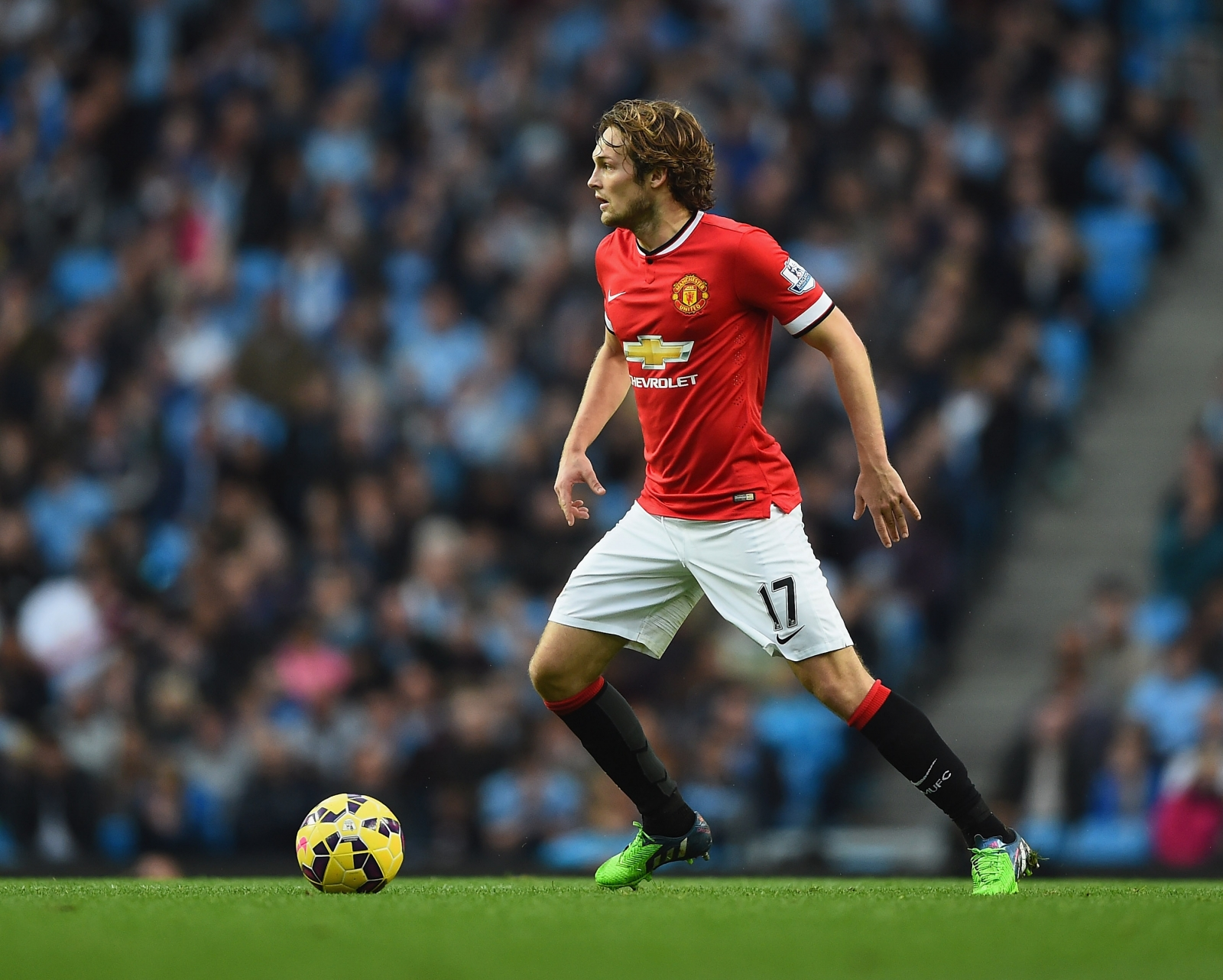 Arsenal vs Manchester United Daley Blind confident of win on