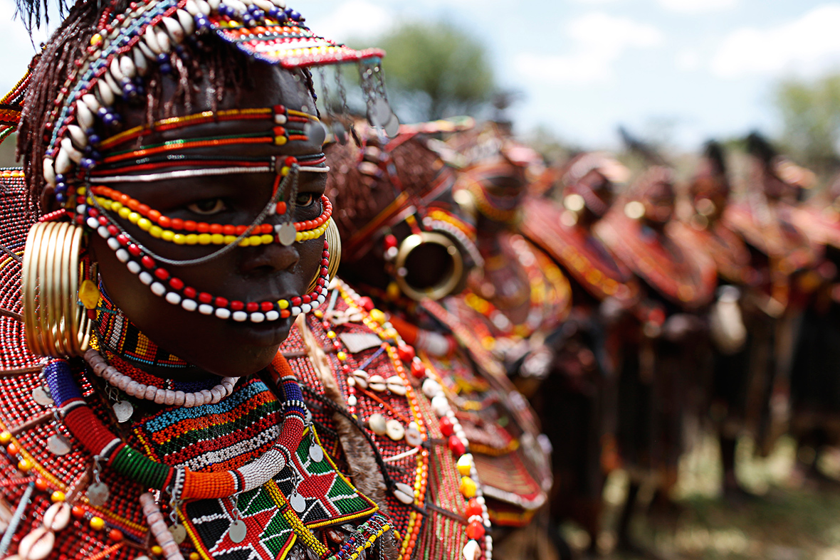 Faces of Kenya: A glimpse into the culture and beauty of ...