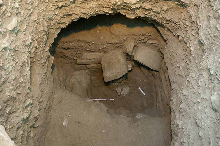 Anncient Egyptian Tomb