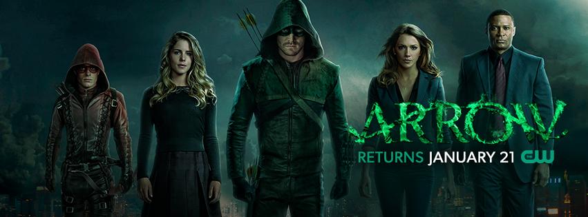 Arrow return date