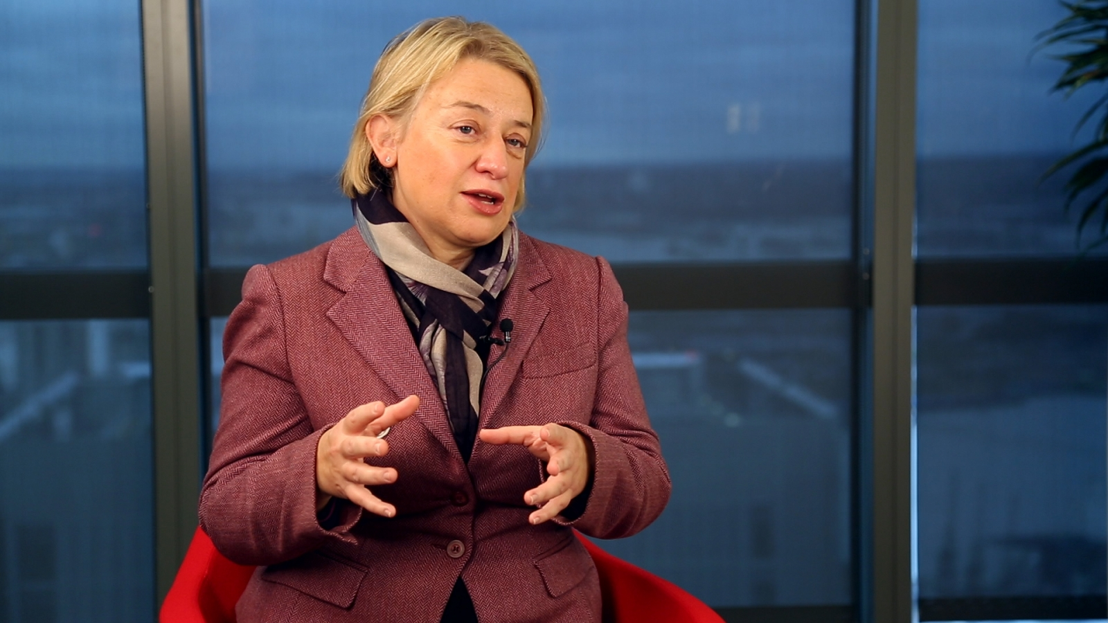 Natalie Bennett: Green Party doesn't need big personalities like Russell Brand and Nigel Farage