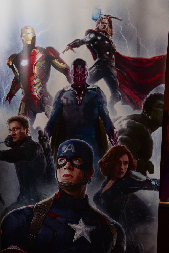 Avenger Age of Ultron Cast Avengers Age of Ultron The
