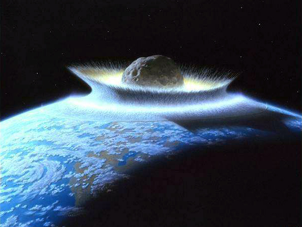 Dinosaur Killing Asteroid Did Not Cause Global Firestorms Mass Extinction Theory Debunked 1484681on Asteroid Impact Tsunami