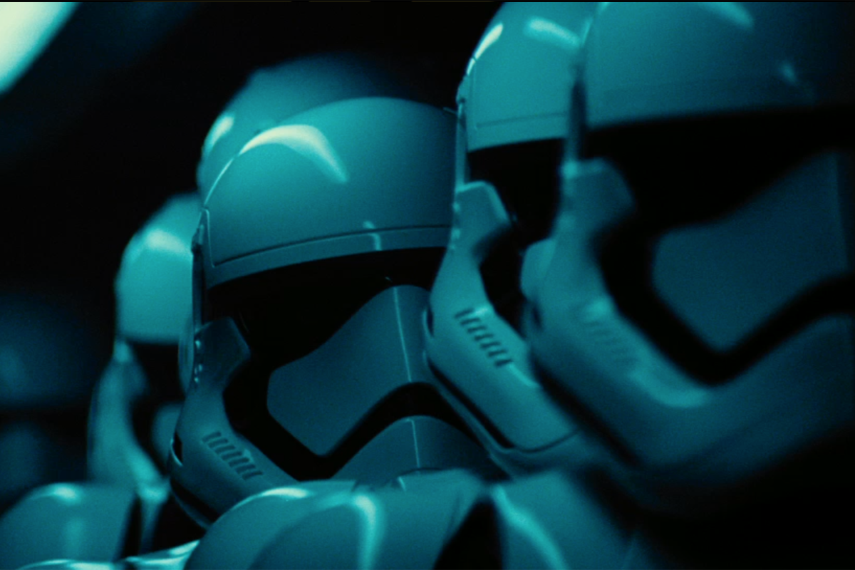 Star Wars' movies ranked by their box office force