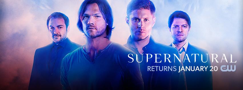 Supernatural season 10 midseason premiere: Dean Sam and Castiel talk Mark of Cain cure in 'The Hunter Games' trailer