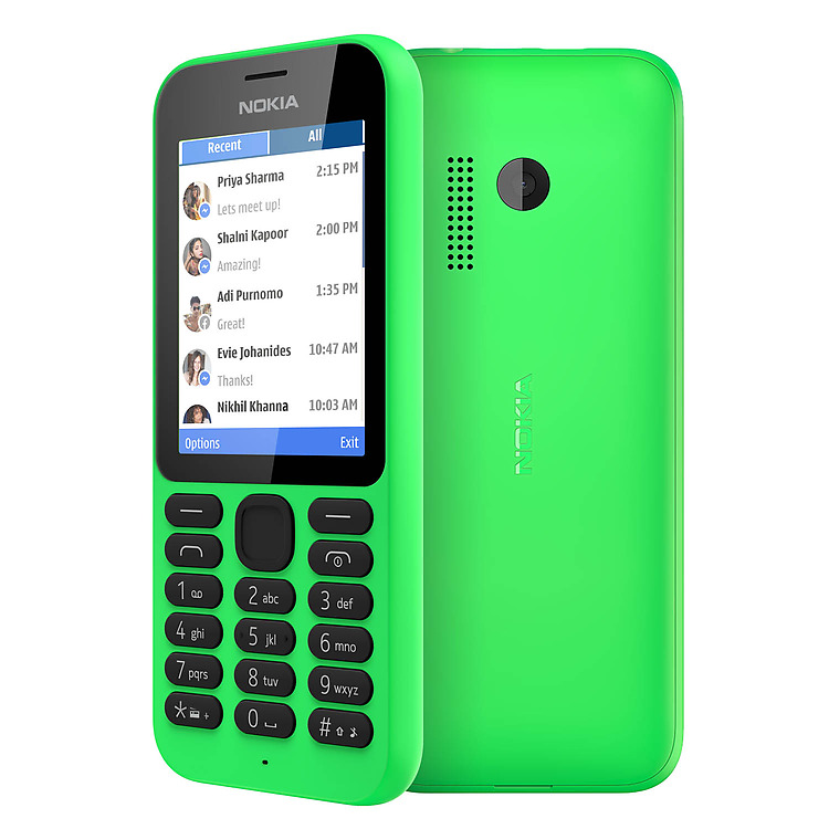 Microsoft surprises loyalists: Launches Nokia 215 Series 30 feature ...