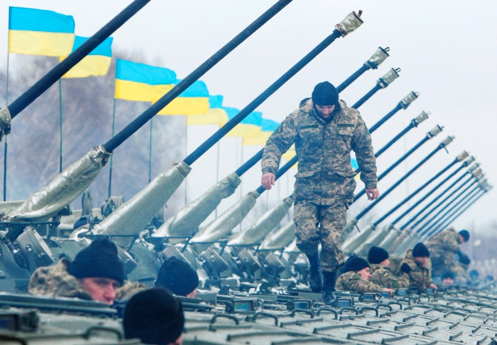 IMF talks resume in Ukraine as George Soros urges $50bn aid package