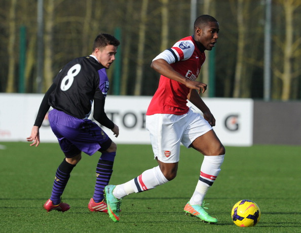Arsenal Transfer News: Benik Afobe Close To Completing