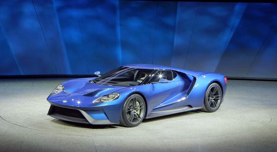 Forza Motorsport 6 Announced With Ford Gt Supercar Cover Star