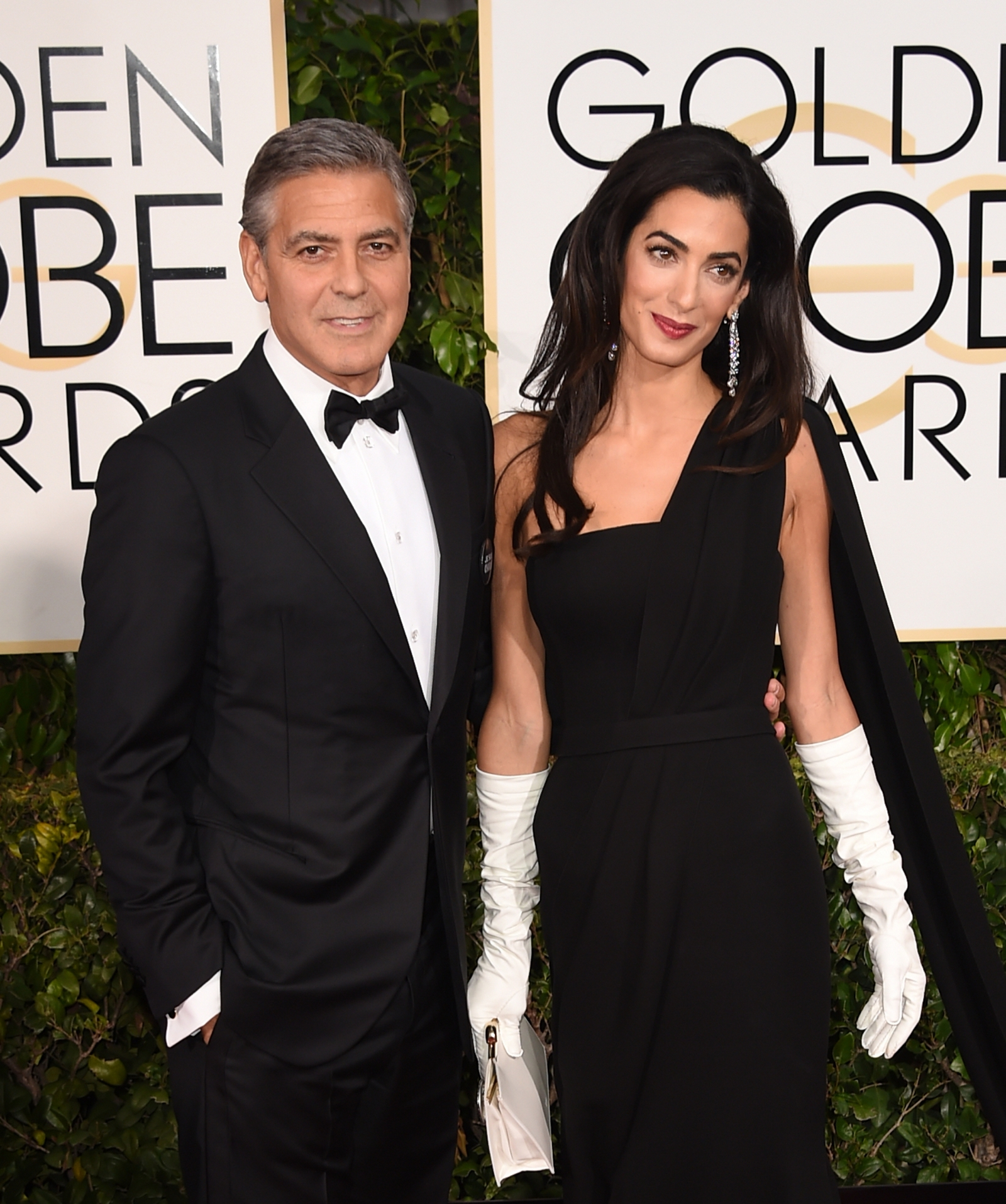 George clooney and his wife amal are renovating a house near reading