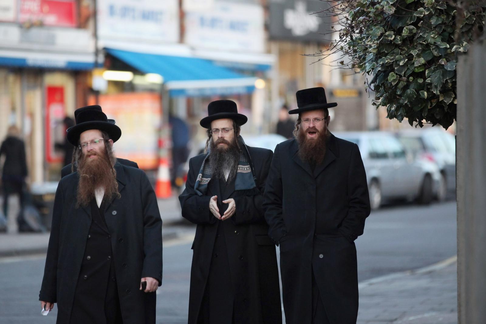 British Jewish people ...