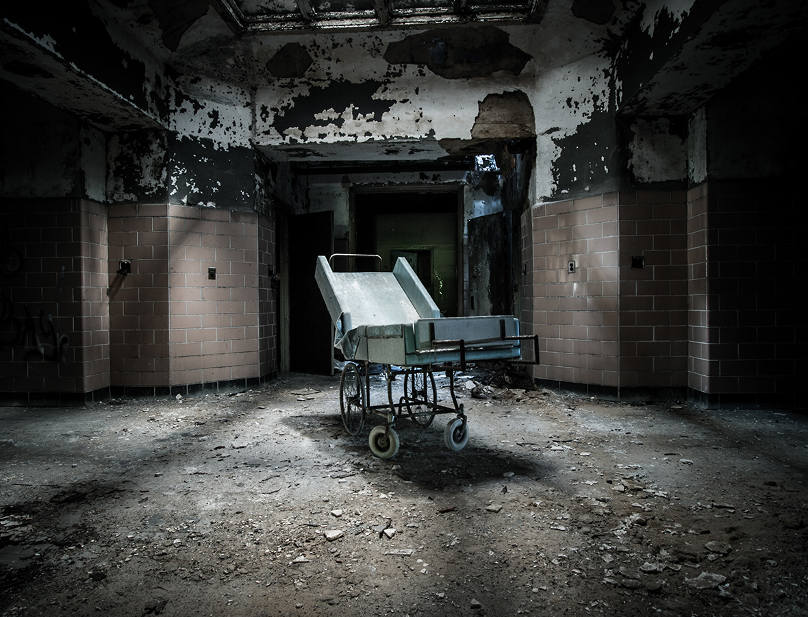 Empty Spaces Abandoned Places Photographs By Urban