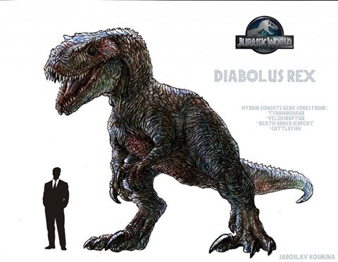 Jurassic World trailer update: Leaked images provide first ...