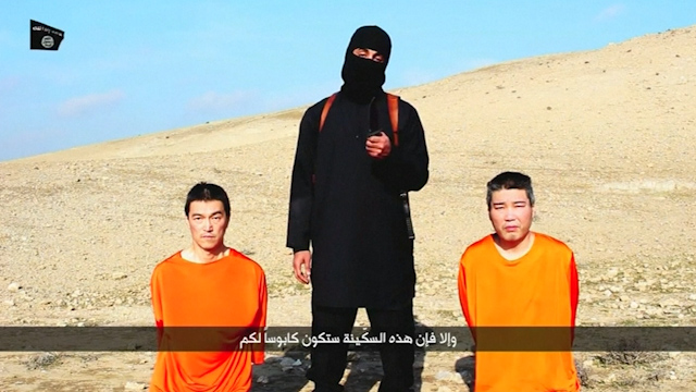 Isis Japanese hostages: Time running out for KENJI GOTO and Haruna.