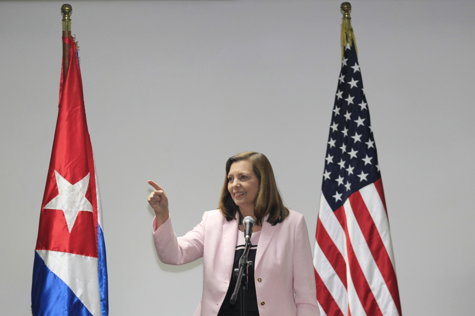 the relationship between united states and cuba diplomatic relations