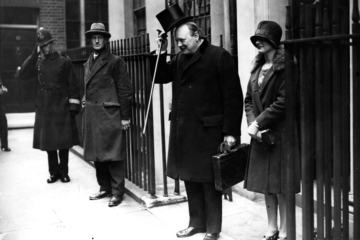 Winston Churchill Is Appointed Chancellor Of the Exchequer