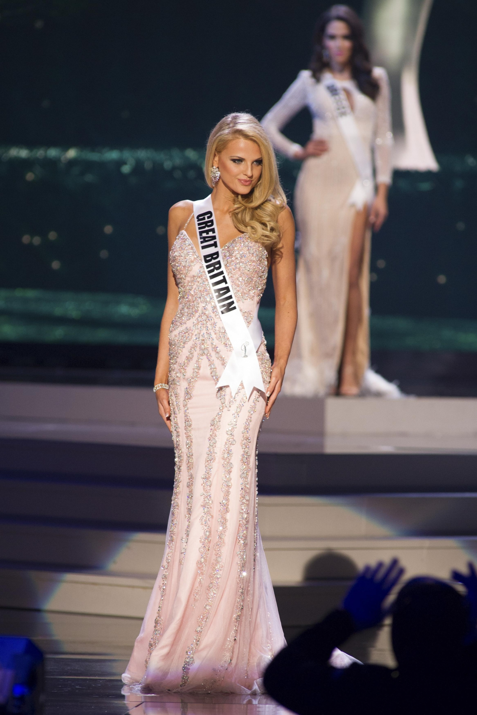 Miss universe 2016 gown competition