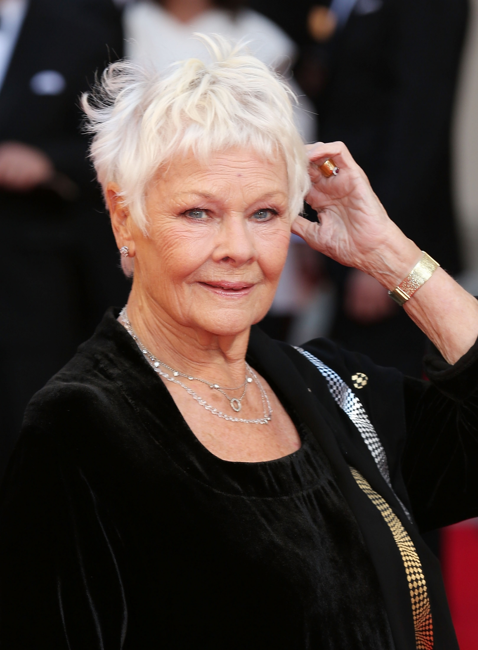 Judi Dench Nude Photos 71