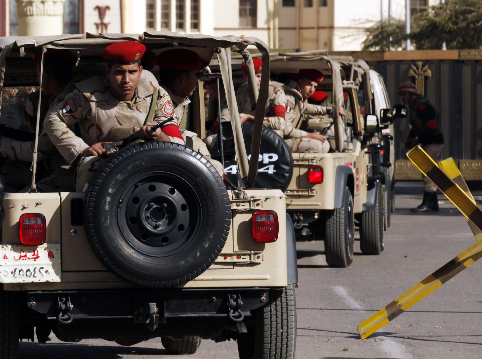 Facebook Egypt Military Egypt Military Kills 29 Militants in Restive Northern Sinai