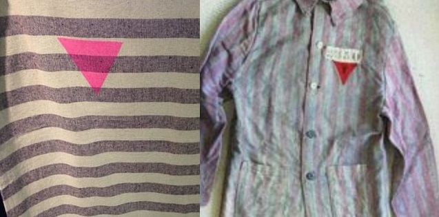 Urban Outfitters criticised for selling u0026#39;homosexual Nazi concentration camp uniformu0026#39; T-shirts
