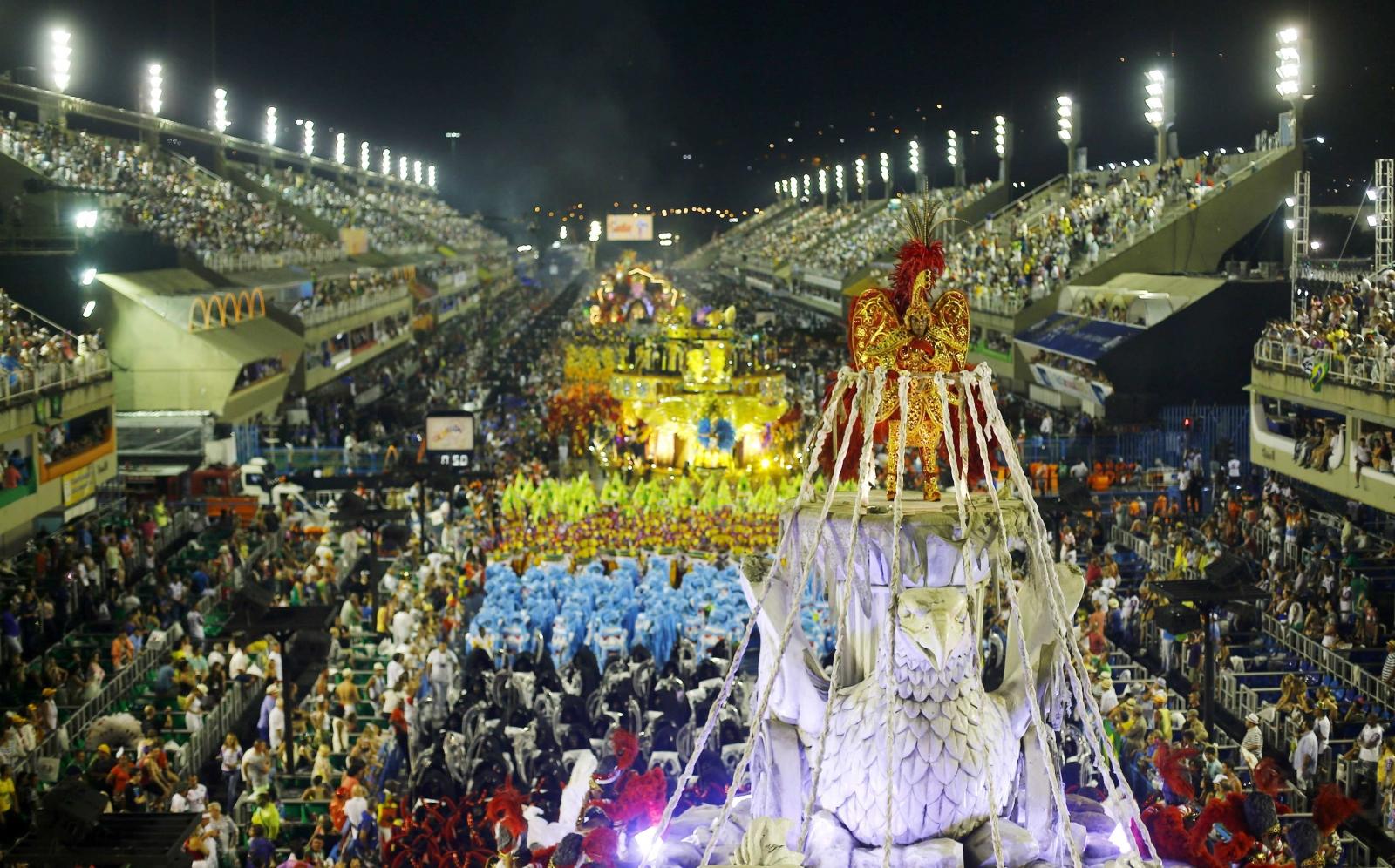 Карнавал В Рио Фото