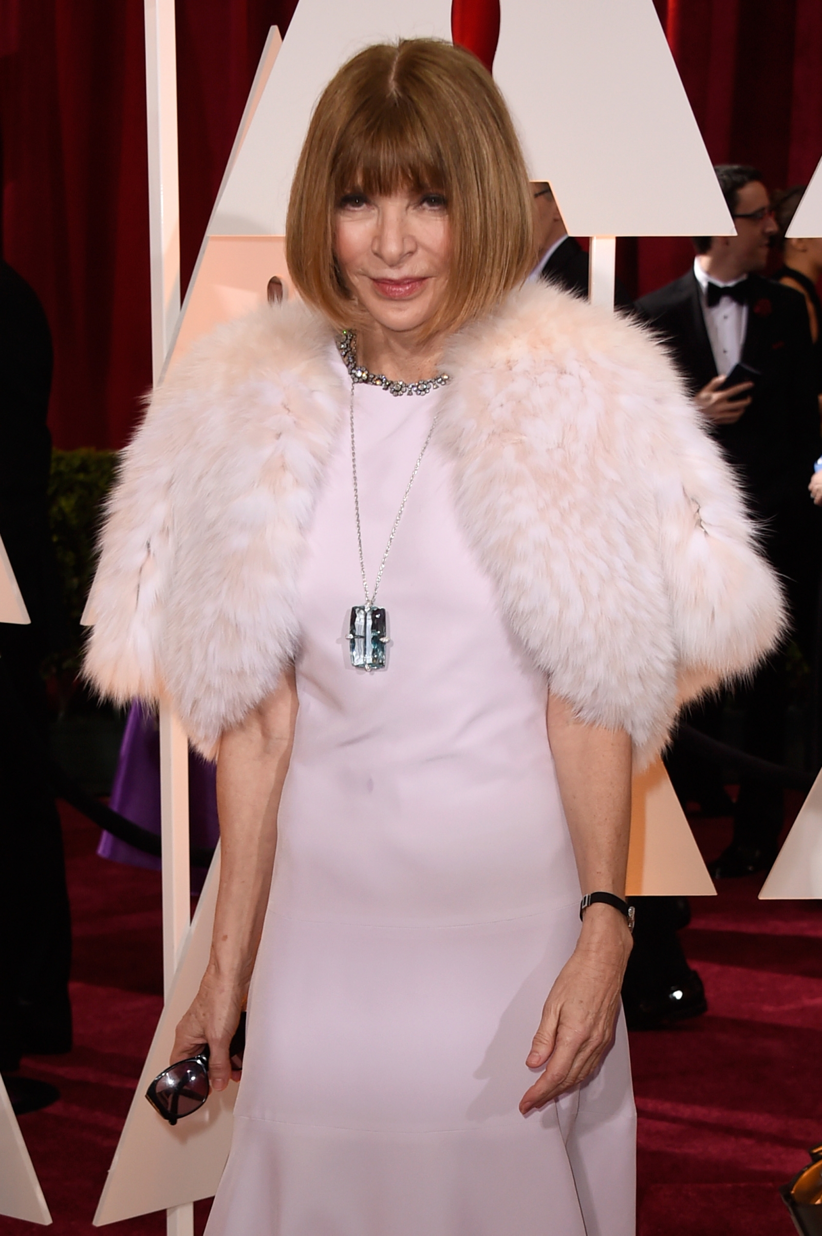 Oscars 2015 Anna Wintour Slammed As Diva For Refusing