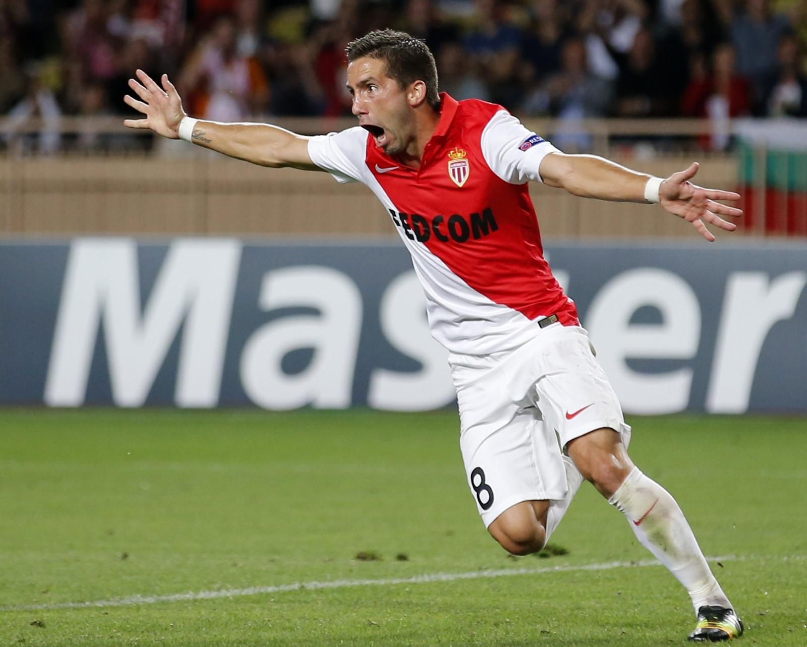 Arsenal v Monaco Joao Moutinho fit for Champions League clash but
