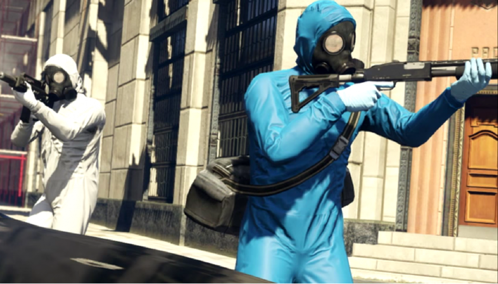 GTA 5 Online Heists Leaked exclusive T-shirts and Heist awards new DLC clothes and masks breakdown