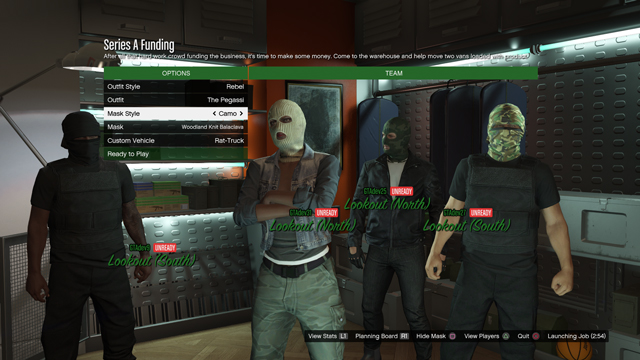 gta 5 online heists how to set up missions and earn 12m in payouts. Black Bedroom Furniture Sets. Home Design Ideas