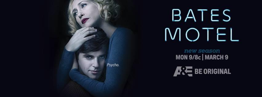 Bates motel new season start date in Australia