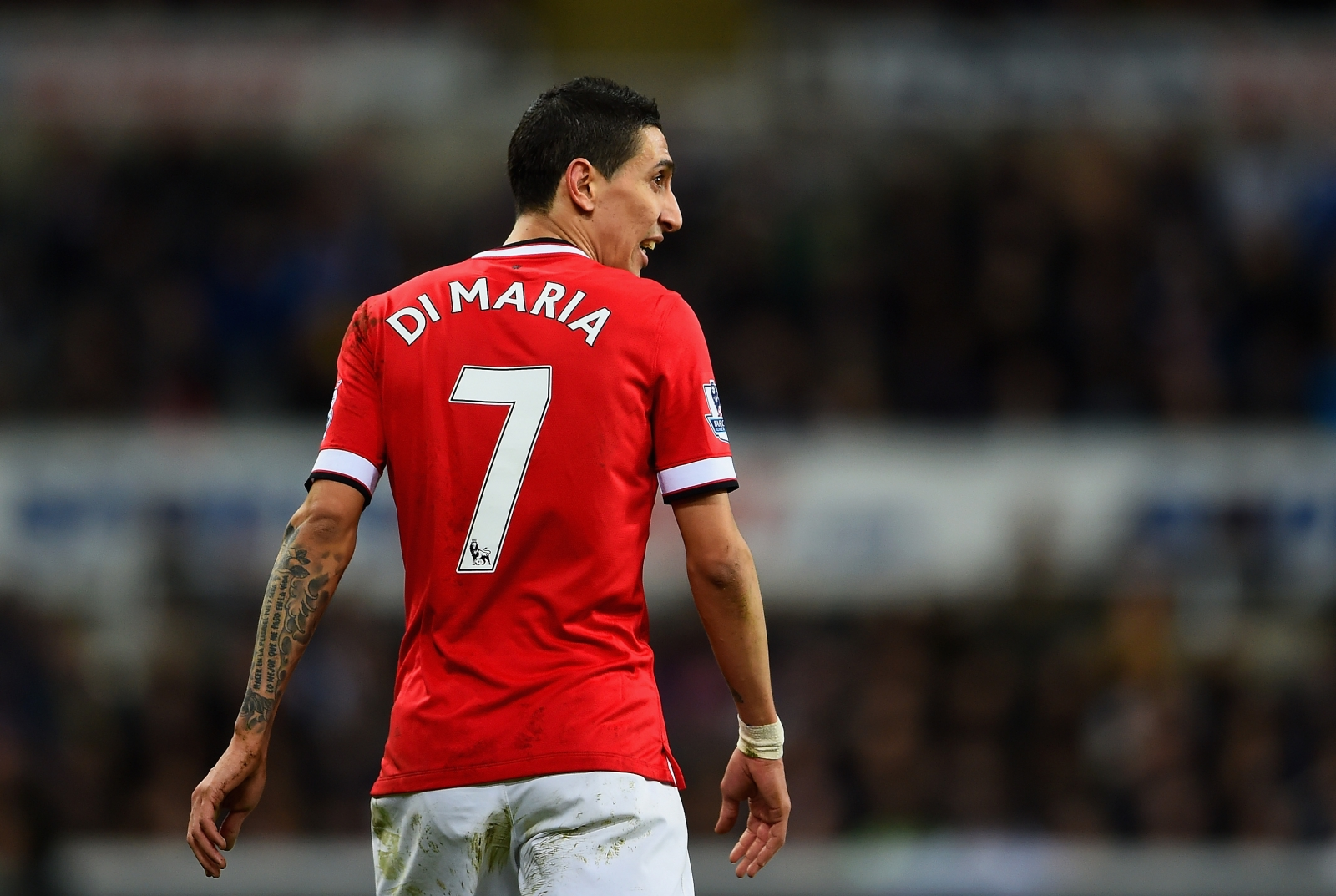 Manchester United Angel Di Maria has told club officials that he