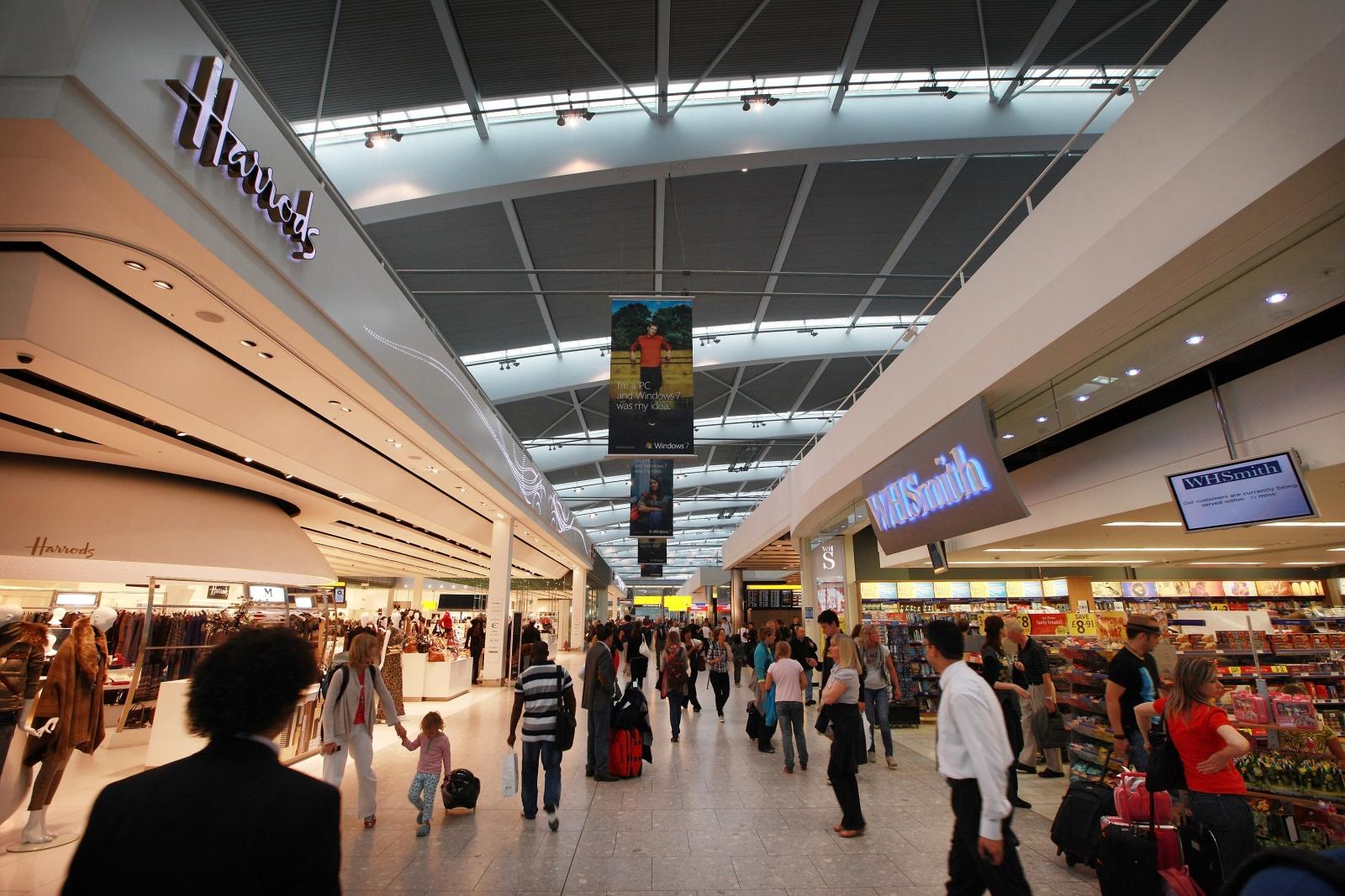 Heathrow Airport: Nigerian travellers are biggest spenders ...