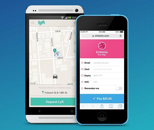 Stripe Payments Platform Mobile Storefront