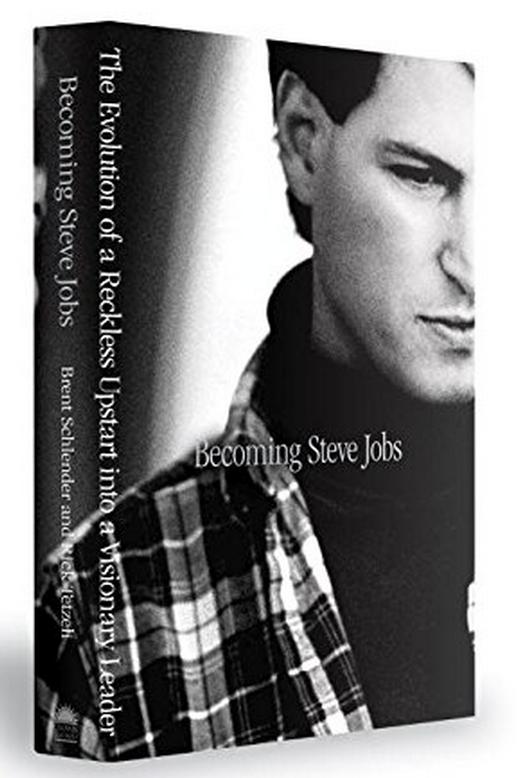 The new Steve Jobs biography from Rick Tetzeli and Brent Schlender ...