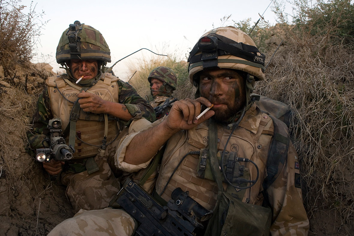 Soldiers Patrolling in Afghanistan   Flickr - Photo Sharing!