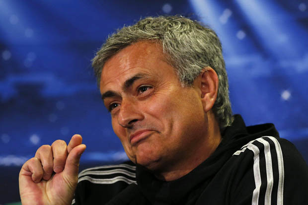 Chelsea boss Jose Mourinho attacks former Liverpool duo Jamie Carragher and ...