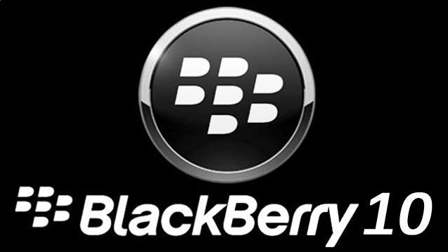 blackberry os 10 3 official ota update rolling out in various countries. Black Bedroom Furniture Sets. Home Design Ideas