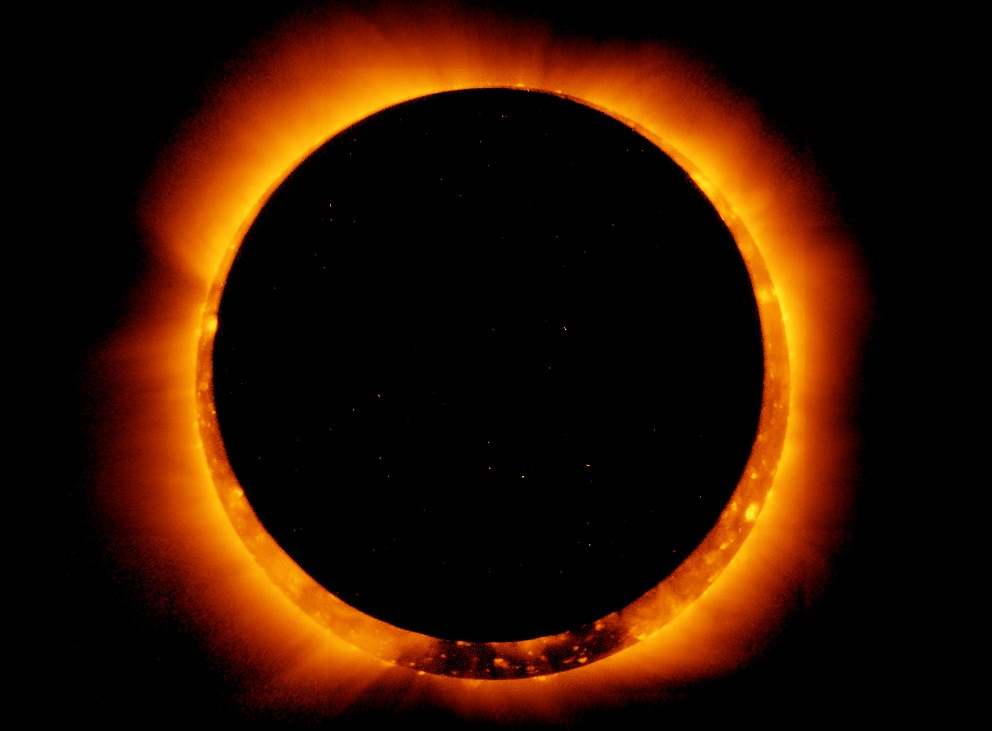 Next Solar Eclipse With Full Ring Of Fire