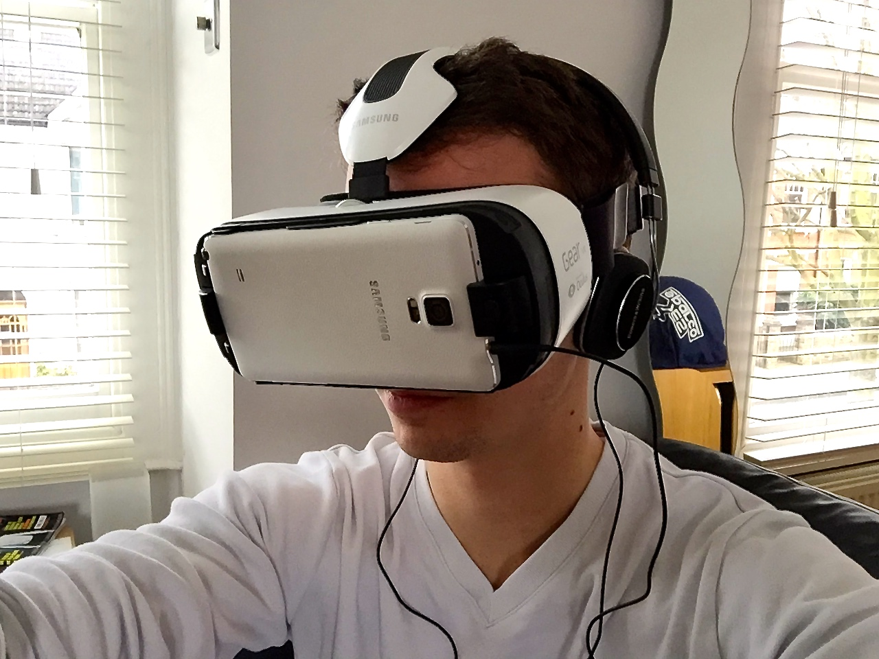 David Haye virtual reality
