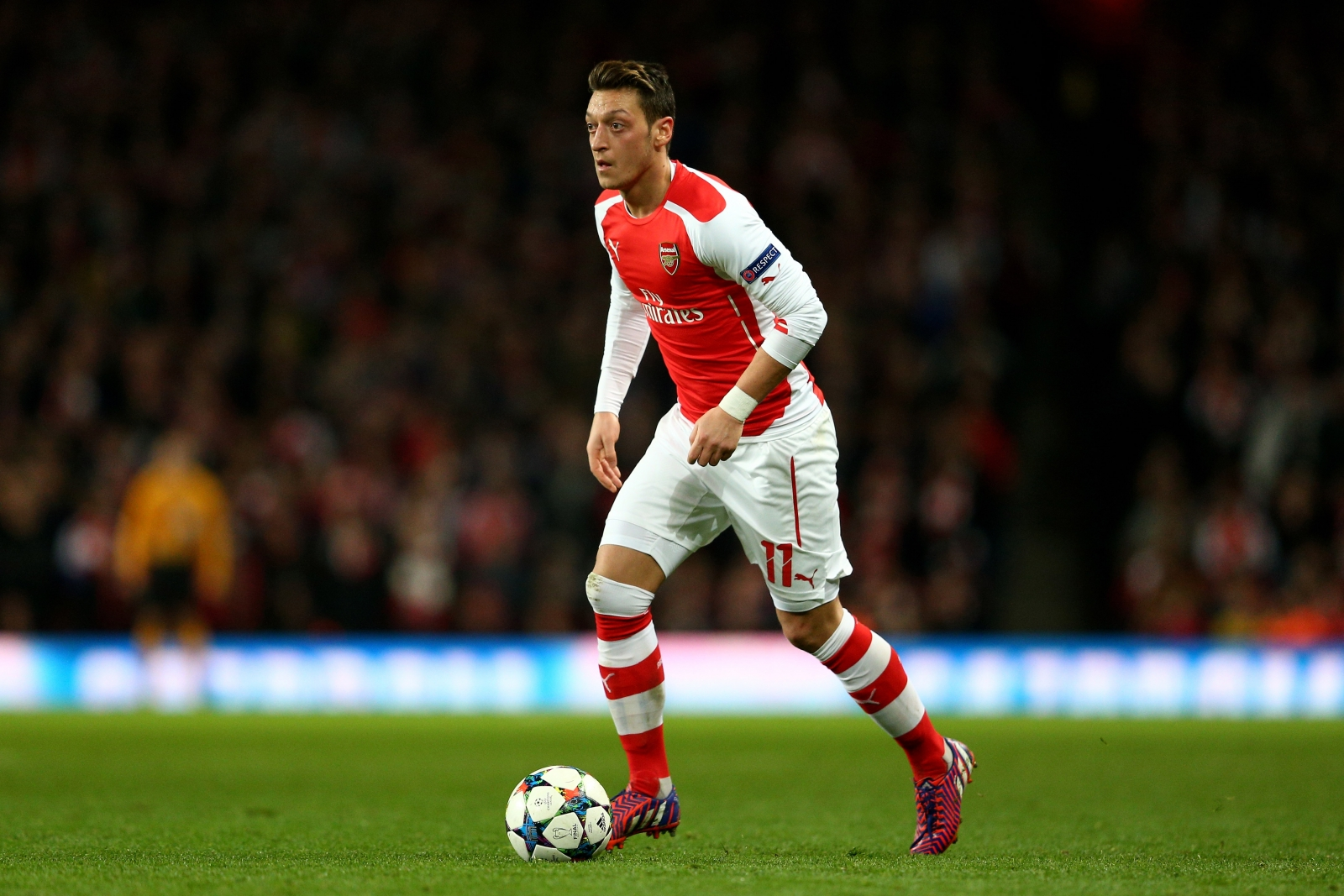 Bayern Munich vs Arsenal Philipp Lahm considers Mesut Ozil the