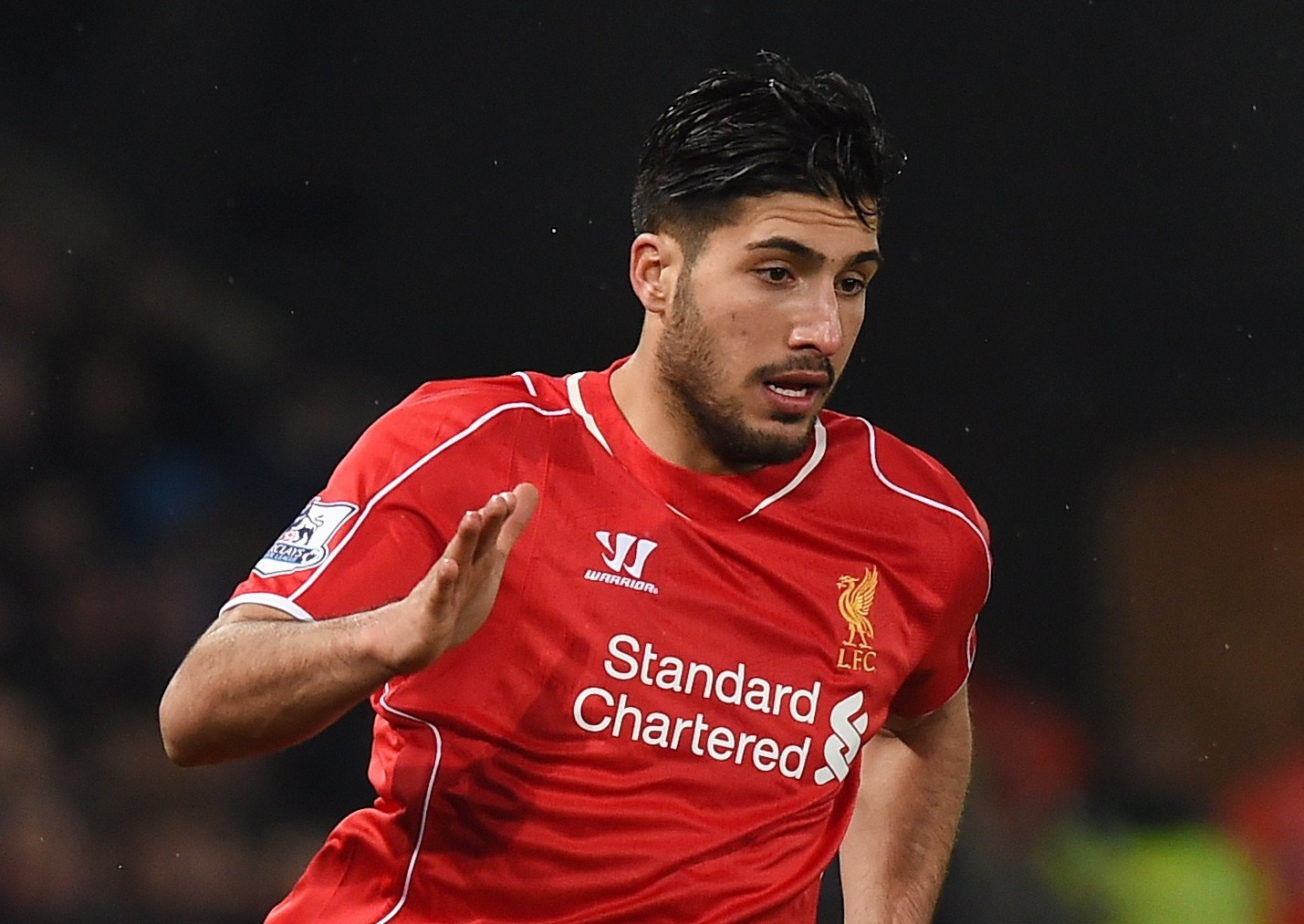 Liverpool star Emre Can in line for Germany call up after ...