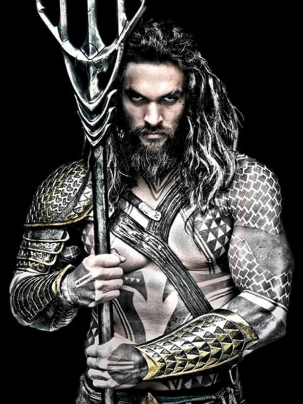 Khal Drogo turns King of Atlantis: Jason Momoa flaunts sword skills ahead of Aquaman filming