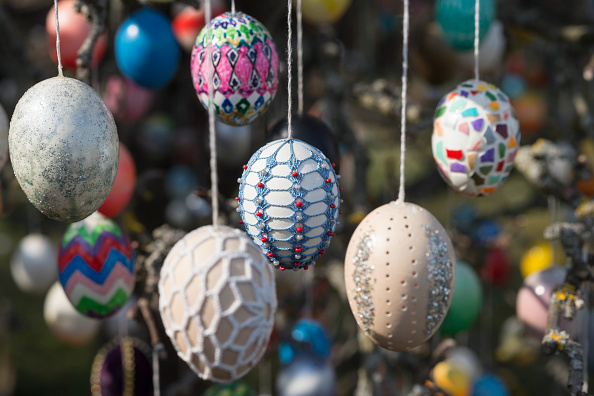 Easter 2015 fun facts about easter eggs and the religious for What day does easter fall on this year